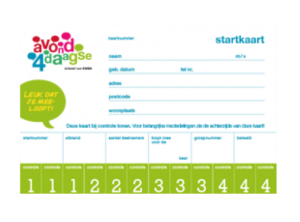 Startkaart