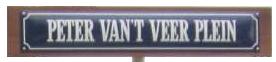 Peter van 't Veer plein